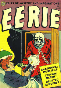 Cover Thumbnail for Eerie (Avon, 1951 series) #11