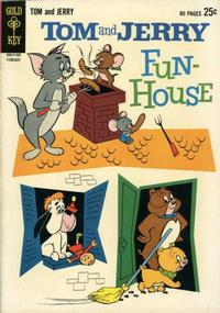 Cover Thumbnail for Tom and Jerry (Western, 1962 series) #214
