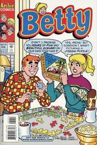 Cover Thumbnail for Betty (Archie, 1992 series) #70