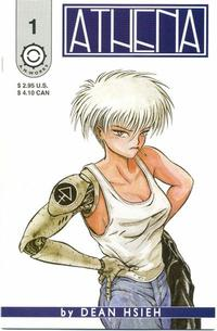 Cover Thumbnail for Athena (A.M.Works, 1995 series) #1