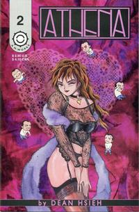 Cover Thumbnail for Athena (A.M.Works, 1995 series) #2