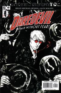 Cover Thumbnail for Daredevil (Marvel, 1998 series) #68 (468) [448] [Direct Edition]