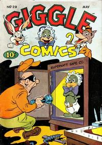 Cover Thumbnail for Giggle Comics (American Comics Group, 1943 series) #29