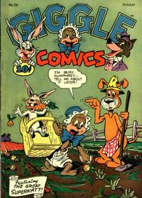 Cover Thumbnail for Giggle Comics (American Comics Group, 1943 series) #34