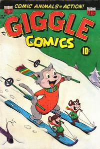 Cover Thumbnail for Giggle Comics (American Comics Group, 1943 series) #87