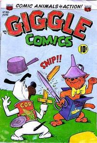 Cover Thumbnail for Giggle Comics (American Comics Group, 1943 series) #89