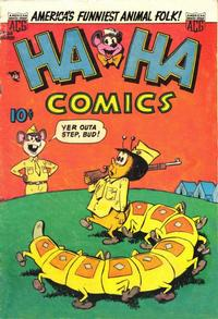 Cover Thumbnail for Ha Ha Comics (American Comics Group, 1943 series) #88