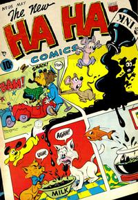 Cover Thumbnail for Ha Ha Comics (American Comics Group, 1943 series) #95