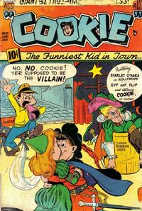 Cover Thumbnail for Cookie (American Comics Group, 1946 series) #31