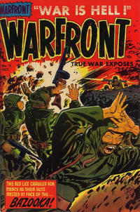 Cover Thumbnail for Warfront (Harvey, 1951 series) #11