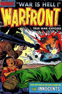 Cover Thumbnail for Warfront (Harvey, 1951 series) #13