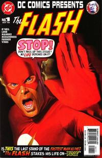Cover Thumbnail for DC Comics Presents: Flash (DC, 2004 series) #1