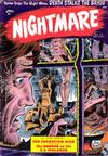 Cover for Nightmare (St. John, 1953 series) #12