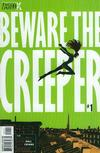Cover for Beware the Creeper (DC, 2003 series) #1
