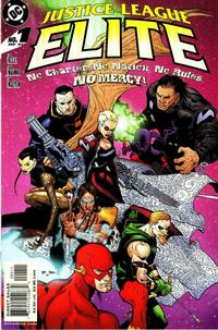 Cover Thumbnail for Justice League Elite (DC, 2004 series) #1