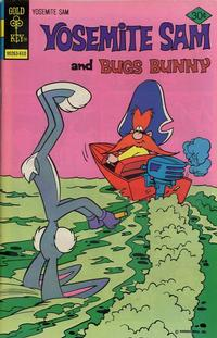 Cover Thumbnail for Yosemite Sam (Western, 1970 series) #40