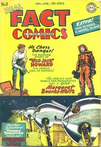 Cover Thumbnail for Real Fact Comics (DC, 1946 series) #8