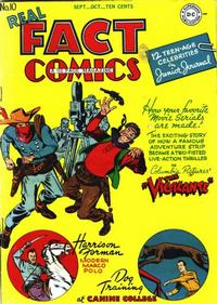 Cover Thumbnail for Real Fact Comics (DC, 1946 series) #10
