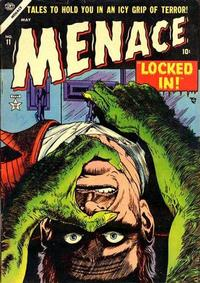 Cover Thumbnail for Menace (Marvel, 1953 series) #11