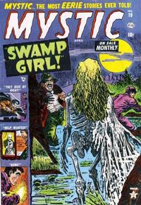 Cover Thumbnail for Mystic (Marvel, 1951 series) #19