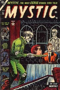 Cover Thumbnail for Mystic (Marvel, 1951 series) #26