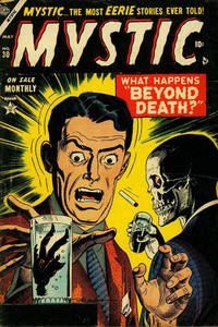 Cover Thumbnail for Mystic (Marvel, 1951 series) #30