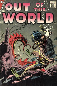 Cover Thumbnail for Out of This World (Charlton, 1956 series) #5
