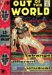 Cover Thumbnail for Out of This World (Charlton, 1956 series) #7
