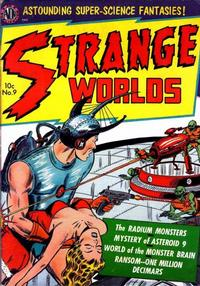 Cover Thumbnail for Strange Worlds (Avon, 1950 series) #9