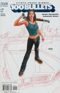 Cover for 100 Bullets (1999 series) #29
