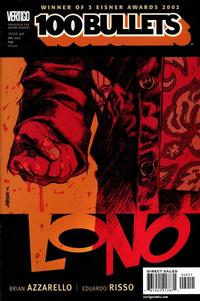 Cover Thumbnail for 100 Bullets (DC, 1999 series) #40