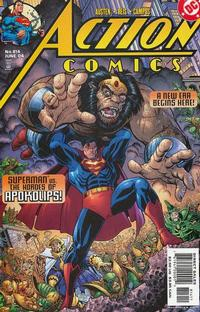 Cover Thumbnail for Action Comics (DC, 1938 series) #814