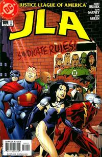 Cover Thumbnail for JLA (DC, 1997 series) #109