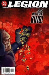 Cover Thumbnail for The Legion (DC, 2001 series) #30