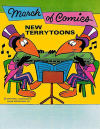 Cover Thumbnail for March of Comics (Western, 1946 series) #435