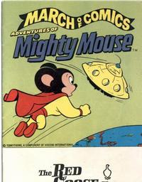 Cover for March of Comics (1946 series) #459