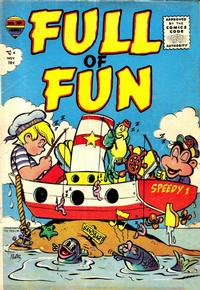 Cover Thumbnail for Full of Fun (Decker, 1957 series) #2