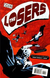 Cover Thumbnail for The Losers (DC, 2003 series) #11