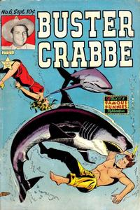 Cover Thumbnail for Buster Crabbe (Eastern Color, 1951 series) #6