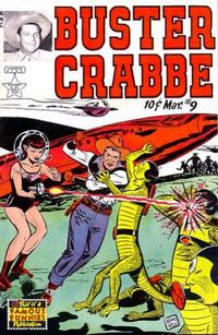 Cover Thumbnail for Buster Crabbe Comics (Eastern Color, 1951 series) #9