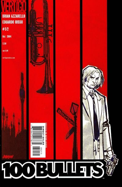 Cover for 100 Bullets (1999 series) #52
