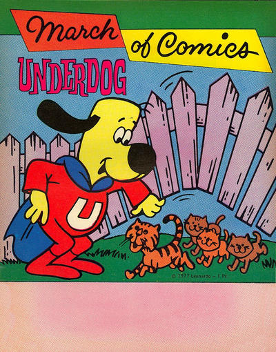 Cover for March of Comics (1946 series) #426 [Lazy Bones Variant]
