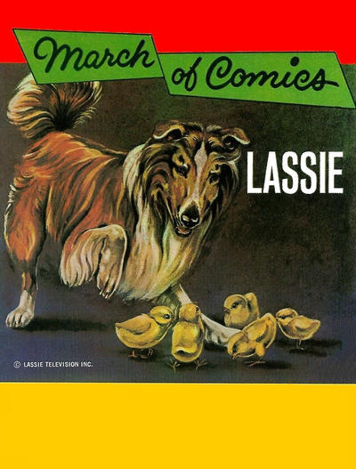 Cover for March of Comics (Western, 1946 series) #432