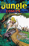 Cover for Jungle Comics (Blackthorne, 1988 series) #3