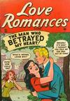 Cover for Love Romances (Marvel, 1949 series) #13