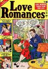 Cover for Love Romances (Marvel, 1949 series) #20