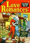Cover for Love Romances (Marvel, 1949 series) #28