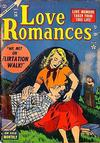Cover for Love Romances (Marvel, 1949 series) #34