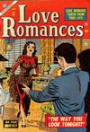 Cover for Love Romances (Marvel, 1949 series) #35