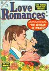 Cover for Love Romances (Marvel, 1949 series) #36